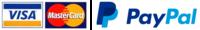 Pago con tarjeta o PayPal